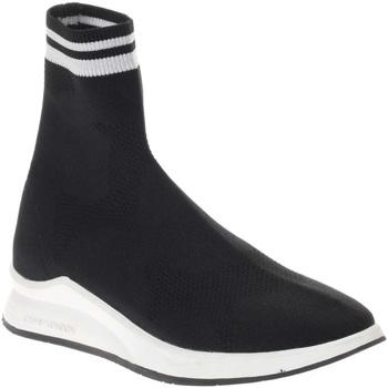 Scarpe Donna Sneakers alte Crime London 25900PP.20-UNICA - Sneaker cal  Nero
