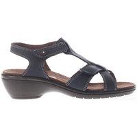 Scarpe Donna Sandali Enval DEL 13970 BLU-BLU - sandalo fa  Blu