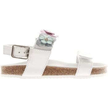 Scarpe Bambina Sandali Westlake 12138 BI-UNICA - Sandalo due f  Bianco