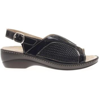 Scarpe Donna Sandali Westlake 1023-BLU - Sandalo predisposto  Blu