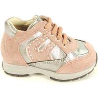 Scarpe Bambina Sneakers alte Ciao Bimbi 24187-21 - MODELLO INTERACTIVE  Grigio