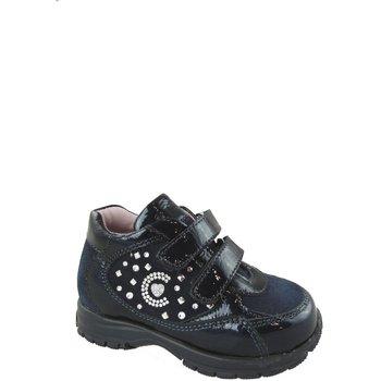 Scarpe Bambina Sneakers basse Ciao Bimbi 6087-03 - INTERACTIVE STRAPPO  Blu