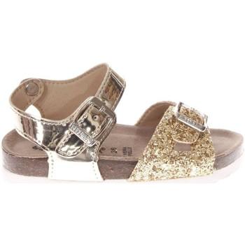 Scarpe Bambina Sandali Superga s11r541-UNICA - Sandalo in gli  Oro