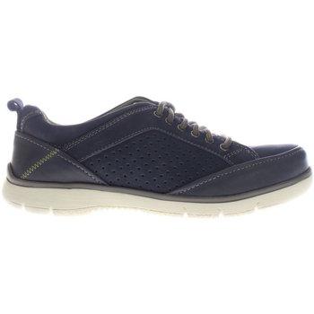 Scarpe Uomo Sneakers basse Ara 11-18201-04-UNICA - Allacciato  Blu