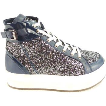 Scarpe Donna Sneakers alte Janet Sport 32804 CFUCILE-C.FUCILE - SNEAK  Blu