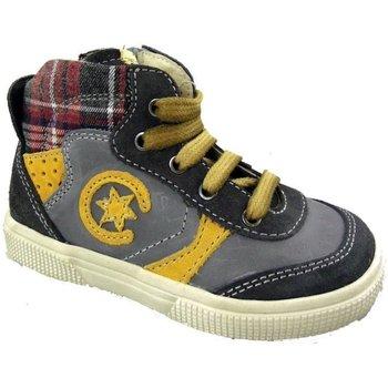 Scarpe Bambino Sneakers alte Ciao Bimbi 6578-18 - sneaker  Grigio