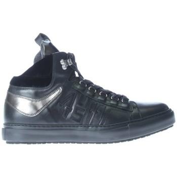 Scarpe Uomo Sneakers alte 4Us Paciotti PMMLU6RT  BLACK-UNICA - SNEAKE  Nero