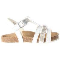 Scarpe Bambina Sandali Westlake 11526-BIANCO - sandalo bambina  Bianco