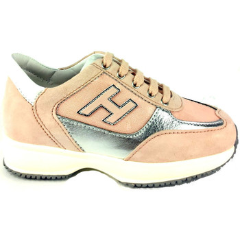 Scarpe Bambina Sneakers basse Hogan HXC00N032420TI0A44-0A44 - NEW  Altri