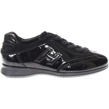Scarpe Bambina Sneakers basse Hogan HXC13501680-4H2B999 - Sneaker  Nero
