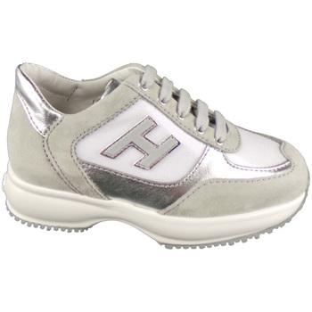 Scarpe Bambina Sneakers basse Hogan HXC00N03242-14P0351-14P0351 -  Bianco