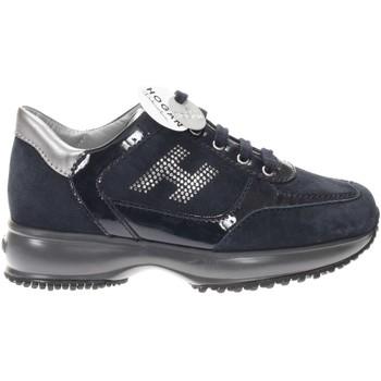 Scarpe Bambina Sneakers basse Hogan HXC00N08551.357272B-357272B -  Blu