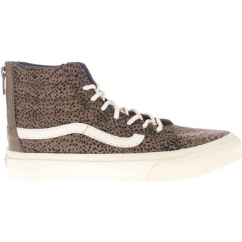 Scarpe Donna Sneakers alte Vans VXH8GYM-UNICA - SK8 HI SLIM ZI  Multicolore