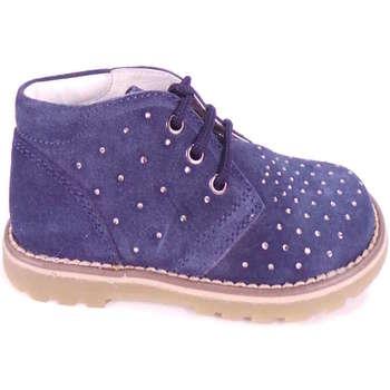 Scarpe Bambina Sneakers alte Ciao Bimbi 6165.03-BLU - POLACCO CLARKS C  Blu