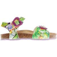 Scarpe Bambina Sandali Westlake 7291 SERG VERDE-UNICA - Sandal  Multicolore