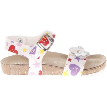 Scarpe Bambina Sandali Superga S31R949 BI-UNICA - Sandalo due  Bianco
