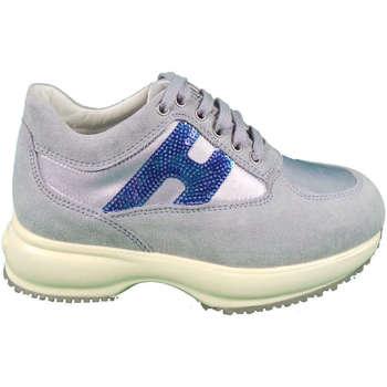 Scarpe Bambina Sneakers basse Hogan HXC00N041812K9A85X-QUARZO - IN  Altri