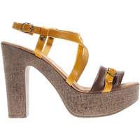 Scarpe Donna Sandali Julie 68F TMORO-UNICA - Sandalo fond  Marrone