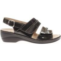 Scarpe Donna Sandali Westlake 1117-UNICA - Sandalo predispos  Nero