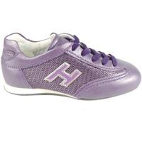 Scarpe Bambina Sneakers basse Hogan HXC05201682.72UL615-72UL615 -  Altri