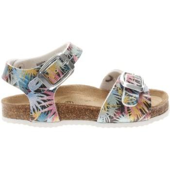Scarpe Bambina Sandali Westlake 7291 372-UNICA - Sandalo due f  Bianco