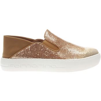 Scarpe Donna Slip on Fornarina PE17YM1002V096-UNICA - Sneaker  Beige