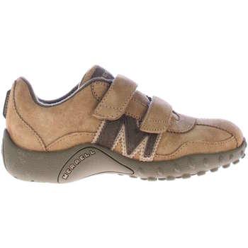 Scarpe Bambino Sneakers basse Merrell MR514973-SUEDE - LOW SPRINT BL  Beige