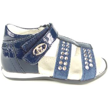 Scarpe Bambina Sandali Ciao Bimbi 2051-03-03 - SANDALO STRASS  Blu