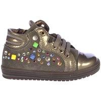 Scarpe Bambina Sneakers alte Ciao Bimbi 6220 18-GRIGIO - ALLACCIATO CO  Grigio