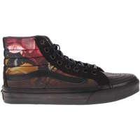 Scarpe Donna Sneakers alte Vans V18IGK4-UNICA - SK8 HI SLIM  Multicolore