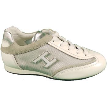 Scarpe Bambina Sneakers basse Hogan HXC05201682.46U878G-46U878G -  Bianco