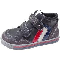 Scarpe Bambino Sneakers alte Nero Giardini A225521M-103-103 - CONVERSE  S  Grigio