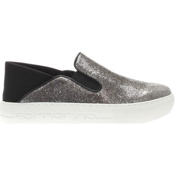 Scarpe Donna Slip on Fornarina PE17YM1002V000-UNICA - Sneaker  Nero