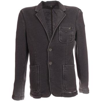 Abbigliamento Uomo Giacche Gas 230230 1913-DEEP GREY - GIACCA  Grigio