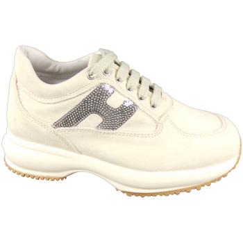 Scarpe Bambina Sneakers basse Hogan HXC00N04181CR0B009-B009 - INTE  Bianco