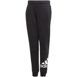 Abbigliamento Bambino Pantaloni da tuta adidas Originals ED6461 Nero