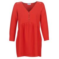 Abbigliamento Donna Abiti corti Betty London LADY Rosso
