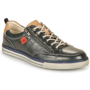 Scarpe Uomo Sneakers basse Fluchos QUEBEC Marine / Beige / Rosso