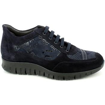 Scarpe Donna Sneakers basse Slight 318I.06_36 BLU