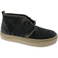 Scarpe Donna Sneakers alte Natural World NAW6151901ne nero