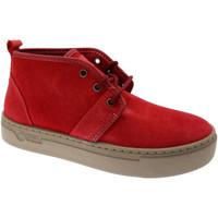 Scarpe Donna Sneakers alte Natural World NAW6151902ro nero