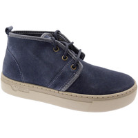 Scarpe Donna Sneakers alte Natural World NAW6151977ma blu