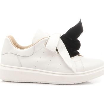 Scarpe Bambina Sneakers basse Florens Sneakers Bambina F7459 bianco, nero