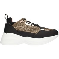 Scarpe Donna Sneakers basse Alexander Smith SP73896 Nero oro e biaco