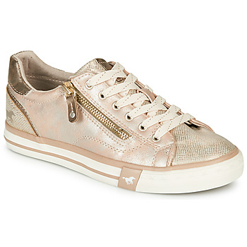 Scarpe Donna Sneakers basse Mustang 1146311-221 Oro