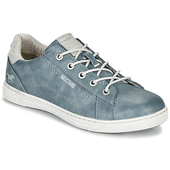Scarpe Donna Sneakers basse Mustang 1349301-875 Blu