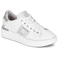 Scarpe Donna Sneakers basse Mustang 1351304-121 Bianco / Argento
