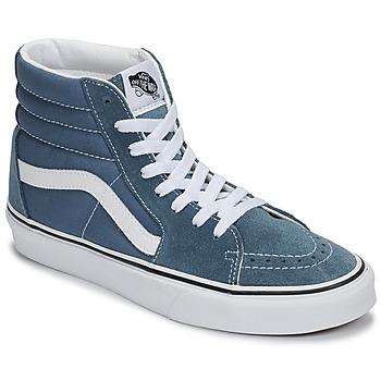 Scarpe Sneakers alte Vans UA SK8-Hi Blu