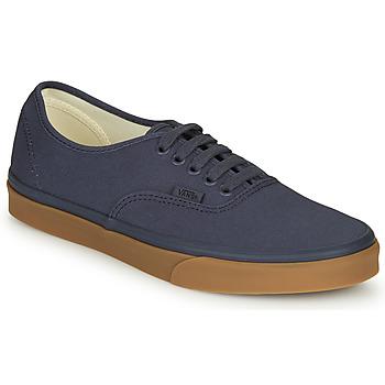 Scarpe Uomo Sneakers basse Vans AUTHENTIC Marine