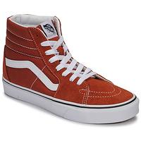 Scarpe Sneakers alte Vans SK8-HI Rouille